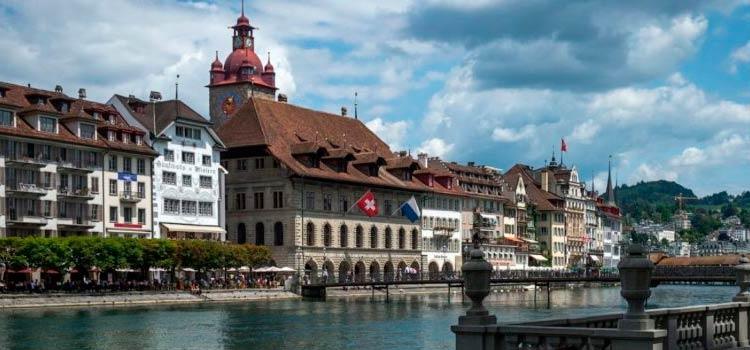 Зарегистрируйте свою компанию в Швейцарии в кантоне Люцерн