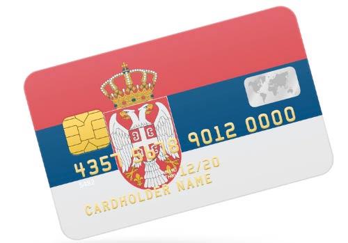 Как получить дебетовую карту в Сербии