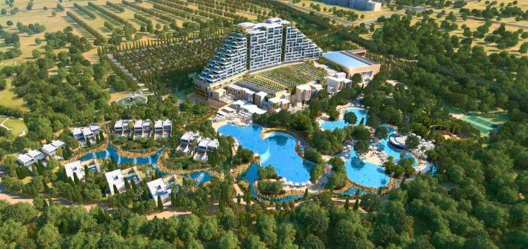 Кипр строит крупнейшее в Европе казино