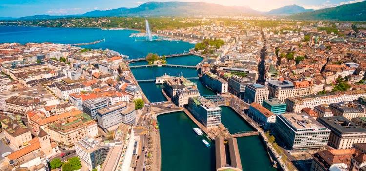 счет в банке Женевы для нерезидента