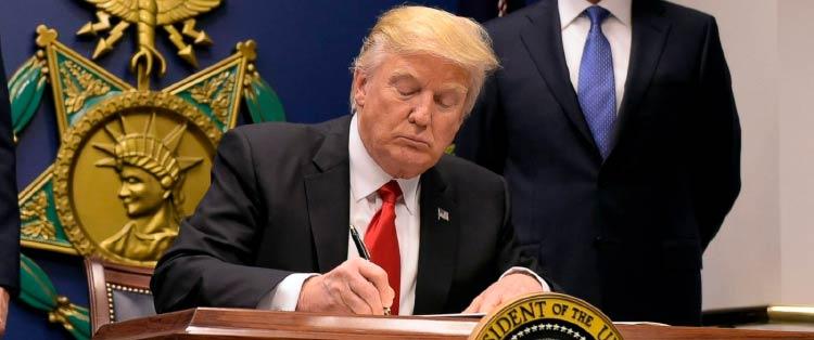 Детали нового закона США об ограничении