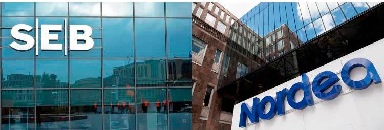 претензии со стороны США к ряду Скандинавских и Балтийских банков