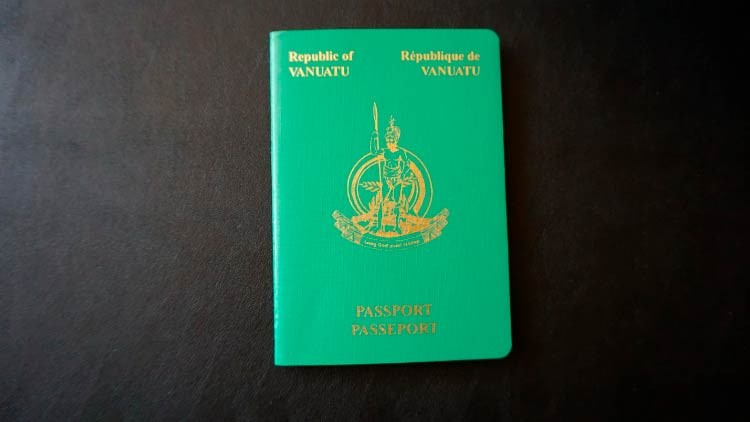 гражданство за инвестиции Вануату