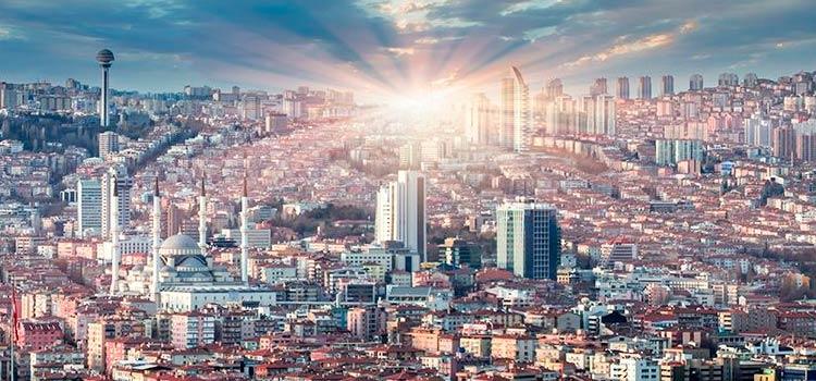Регистрация турецкой компании в Анкаре