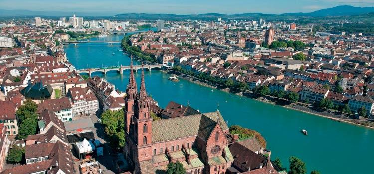 Компания GmbH в Швейцарии в Базель-Штадт