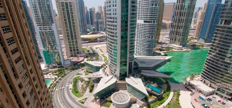 недвижимость в свободной зоне Дубая в оаэ
