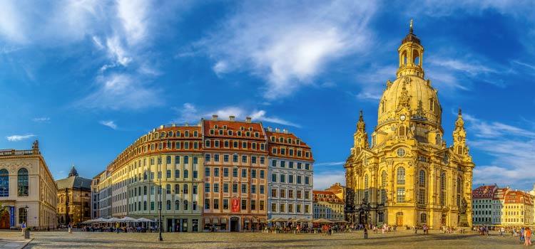 на ПМЖ в Германию, советуем Дрезден