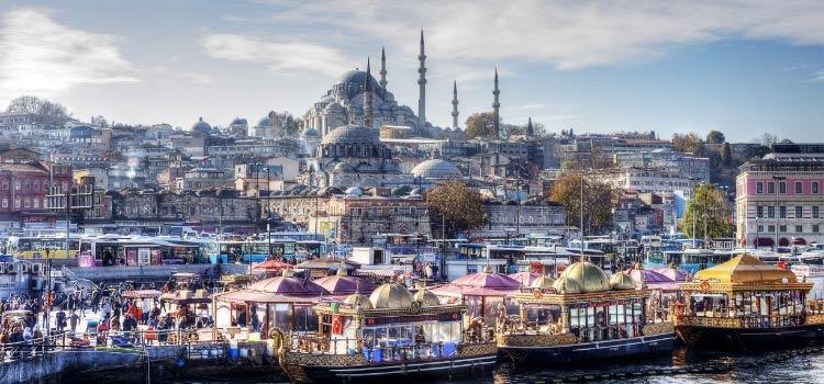 регистрации компании в Стамбуле