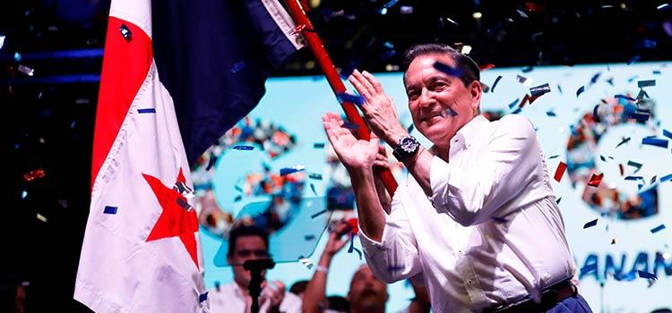 Панама недавно избрала нового президента