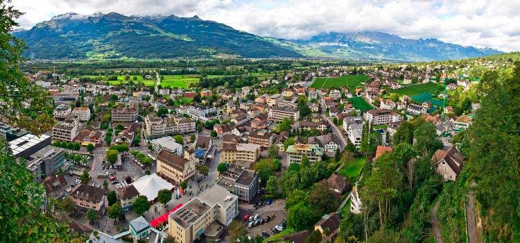 счет в банке Лихтенштейна