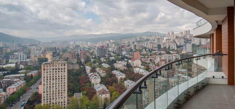 Инвестирование в элитную недвижимость в Тбилиси