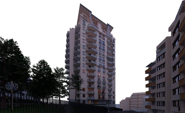квартиры в элитном районе Тбилиси – Ваке