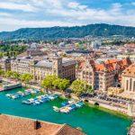 Личный счет в частном банке Женевы, удаленно