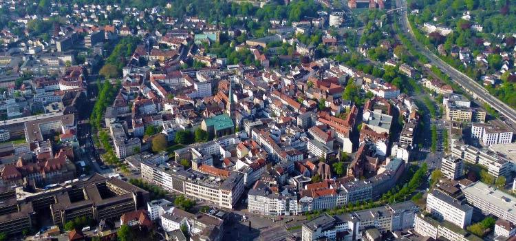 ПМЖ в Германию в Билефельд