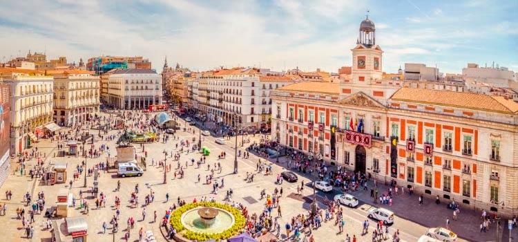 Бзнес В Испании