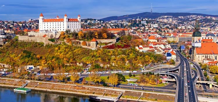 Процесс открытия компании в Словакии