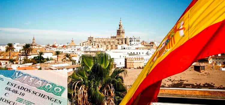 Оформление краткосрочной визы в Испанию