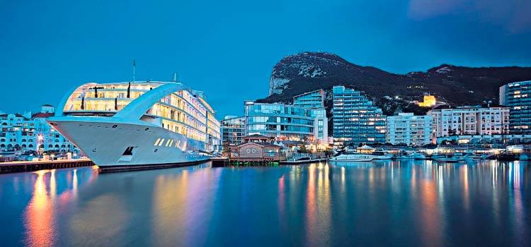 редомициляцию оффшорной компании в Гибралтар