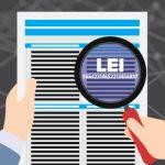 Получение кода LEI в России – 500  EUR