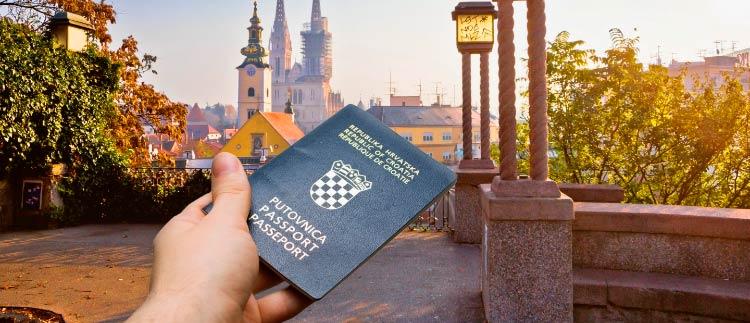 золотой паспорт Хорватии