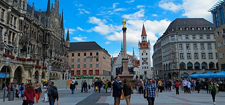 ПМЖ в Германию, как получить ВНЖ