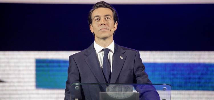 Хуан Сартори баллотируется на пост президента