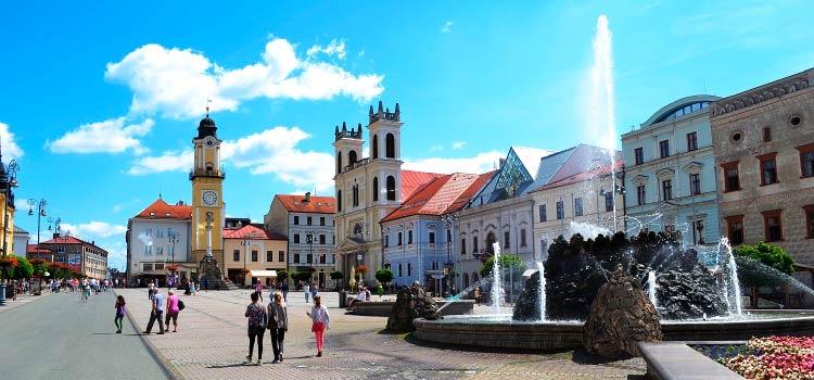 Словакия встретит российского предпринимателя