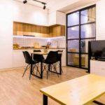 Квартира для деловых людей в престижном районе Тбилиси