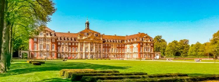 музеи и дворцы Мюнстера