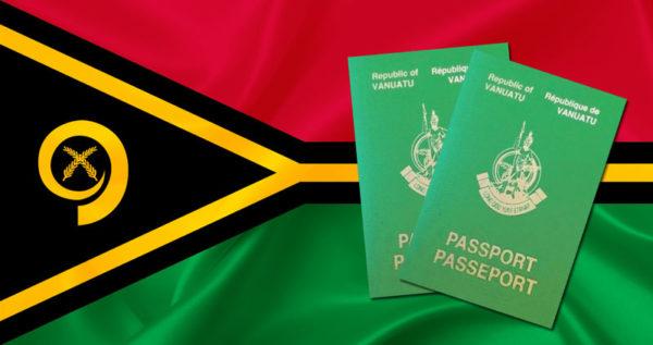 второй паспорт в Вануату