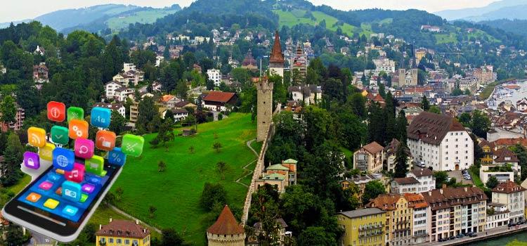 Регистрация компании в Швейцарии для разработчиков мобильных приложений и игр – от 2500 CHF