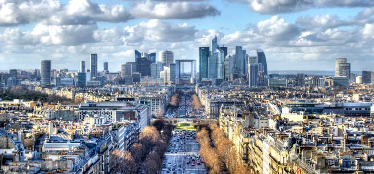 ниши Франции для инвестирования капитала
