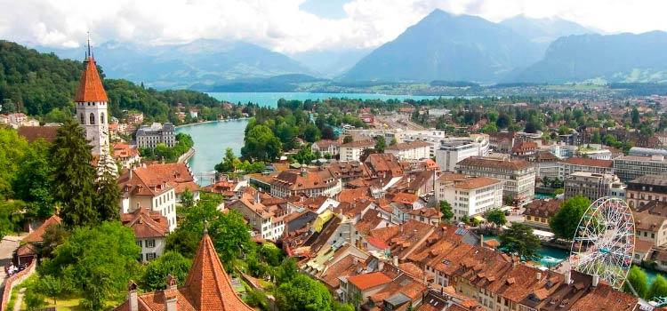 Зарегистрируйте надёжную компанию в Швейцарии