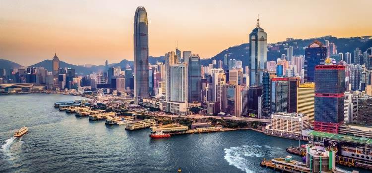 Количество компаний в Гонконге в сфере финтех