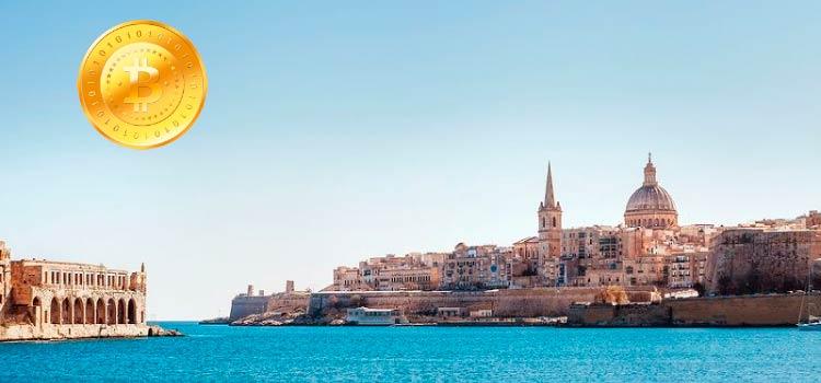 Новости блокчейн острова Мальта