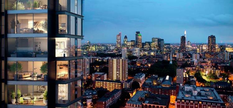 блокировка объектов недвижимости в Британи