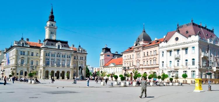 Сербия теперь официально является частью CRS