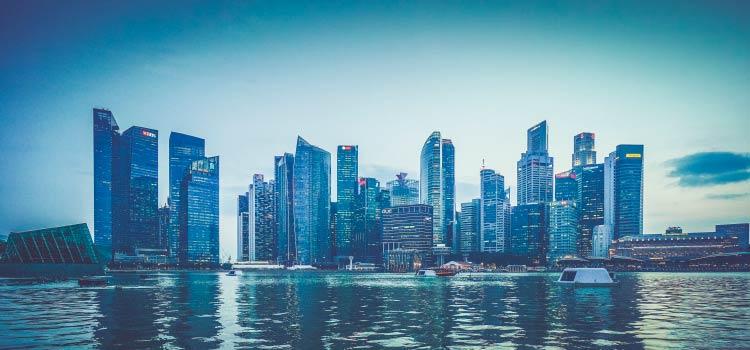 счёта для сингапурской компании в платёжной системе Великобритании