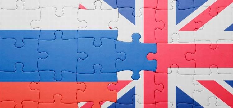 отказ Великобритании от обмена данными с Россией