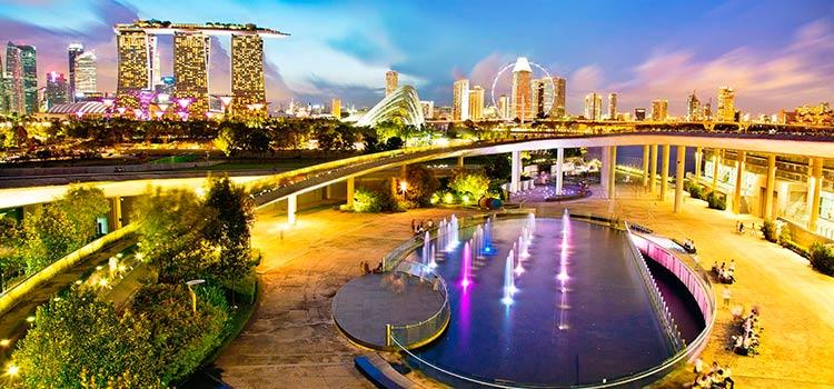 расценки на открытие компании в Сингапуре