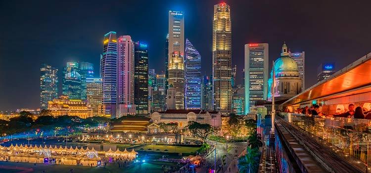 открыть компанию в Сингапуре