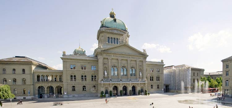 Швейцария начинает автоматический обмен информацией