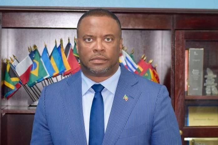 министр иностранных дел Сент-Китс