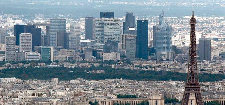 компании во Франции