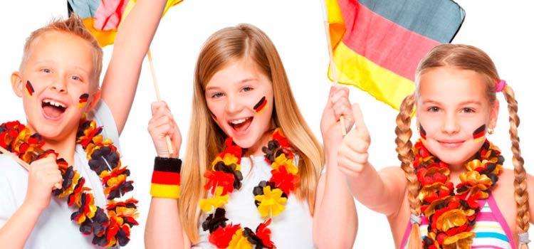 переехать в Германию на ПМЖ с детьми