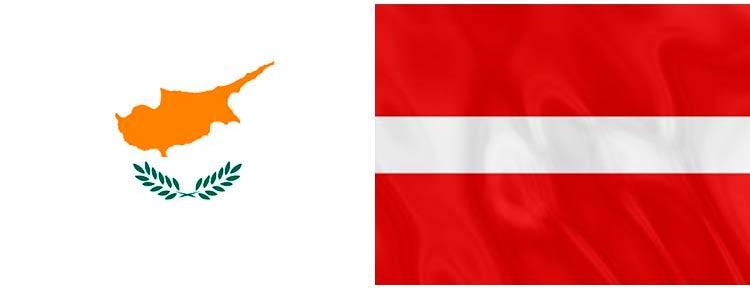 соглашения между Кипром и Латвией