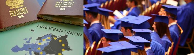 Бесплатное обучение за границей и гражданство за инвестиции страны ЕС