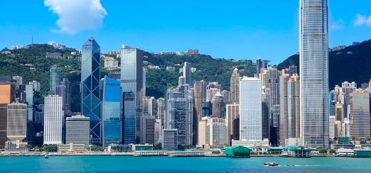электронной промышленности Гонконга