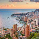 Пентхаус с видом на море в Монако