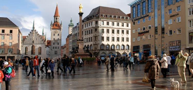 переселение и иммиграция в Германию
